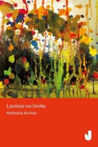 Capa livro Lavínia - No limite