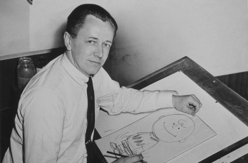 Charles M. Schulz e sua criação