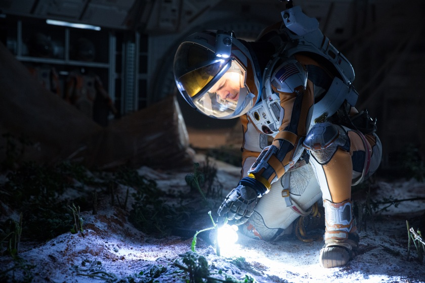 perdido em marte matt damon andy weir the martian
